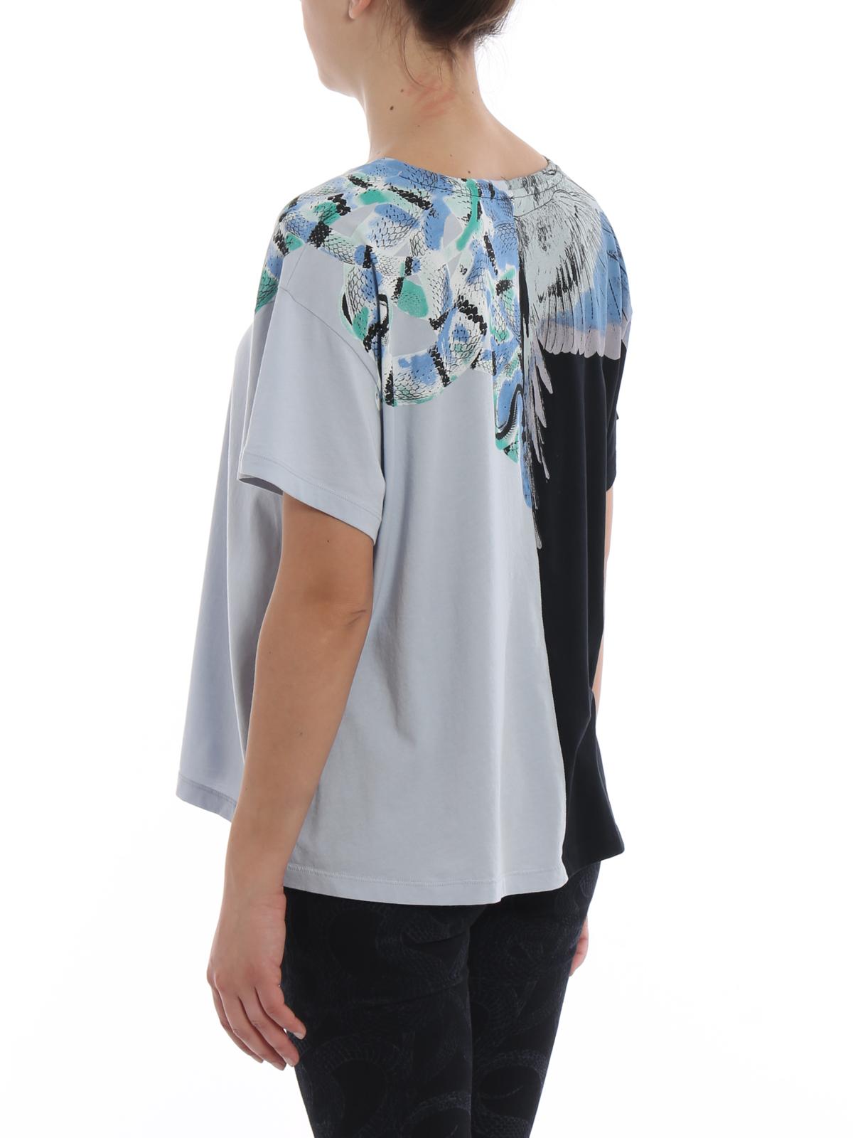 Snake Cwaa034s187832503188 Shirts Shirt Burlon T Marcelo Wings OxzwyY