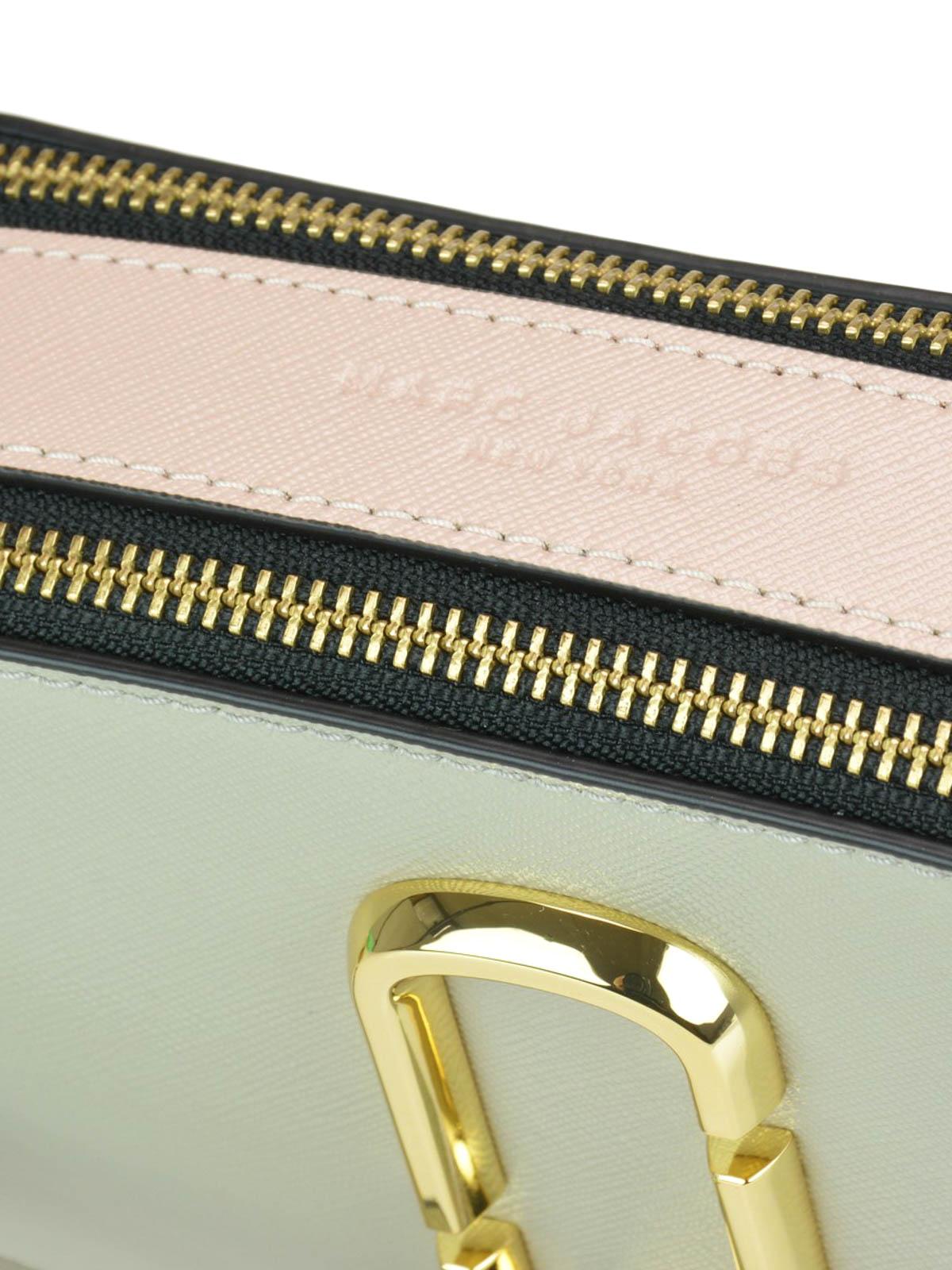 aefa25c3425 Marc Jacobs - Snapshot saffiano leather camera bag - cross body bags ...