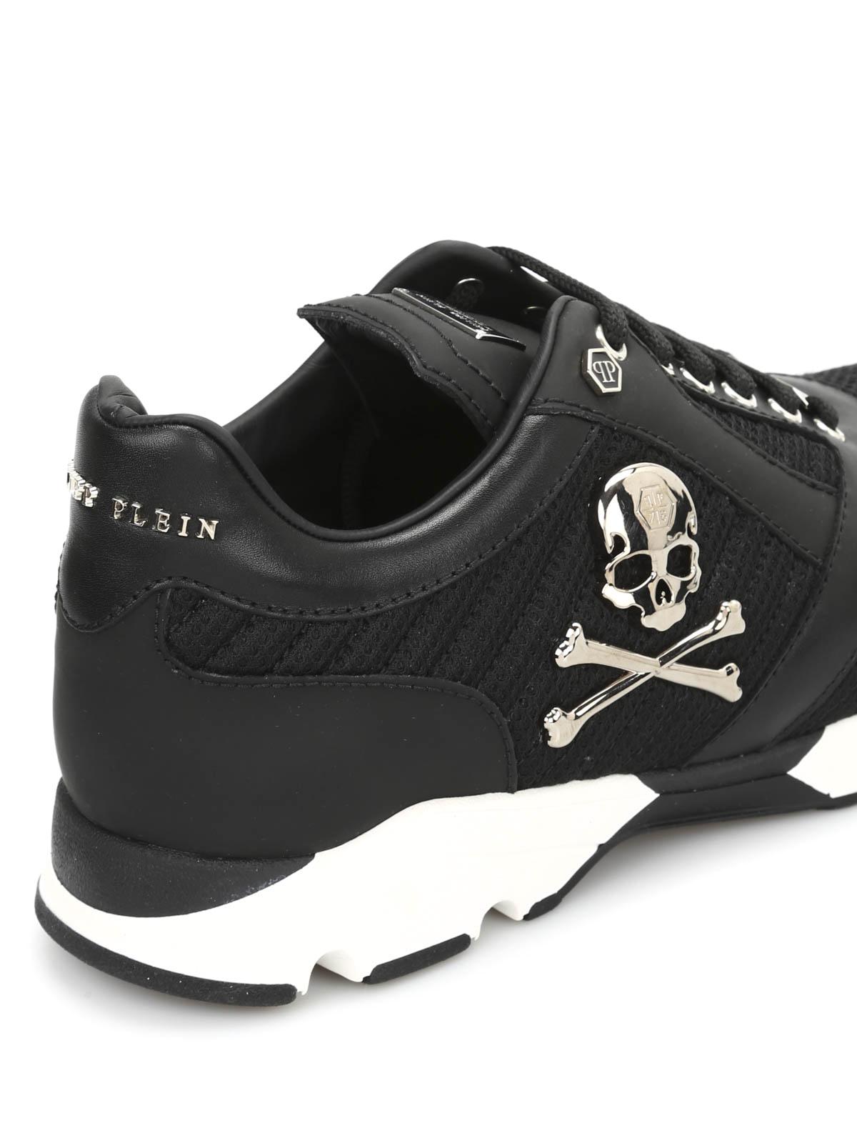 Philipp Prendre Mes Chaussures De Sport Plein Temps - Noir q9zLfEP