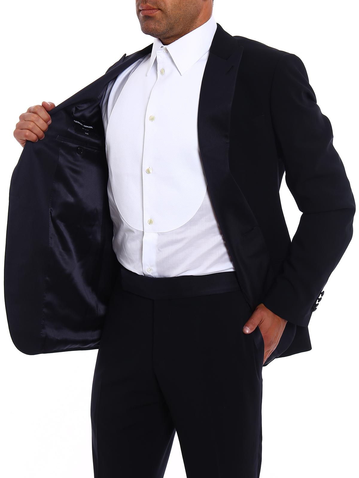 02f8f9191e Giorgio Armani - Esmoquin - Soho - trajes de noche - ZSSH1V0S600922