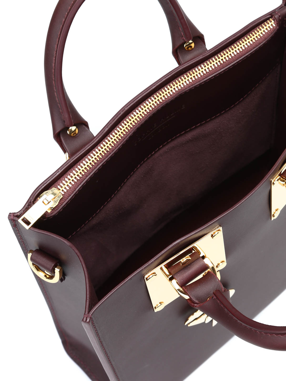 030a0044e Sophie Hulme buy online Albion square tote. Sophie Hulme: totes bags ...