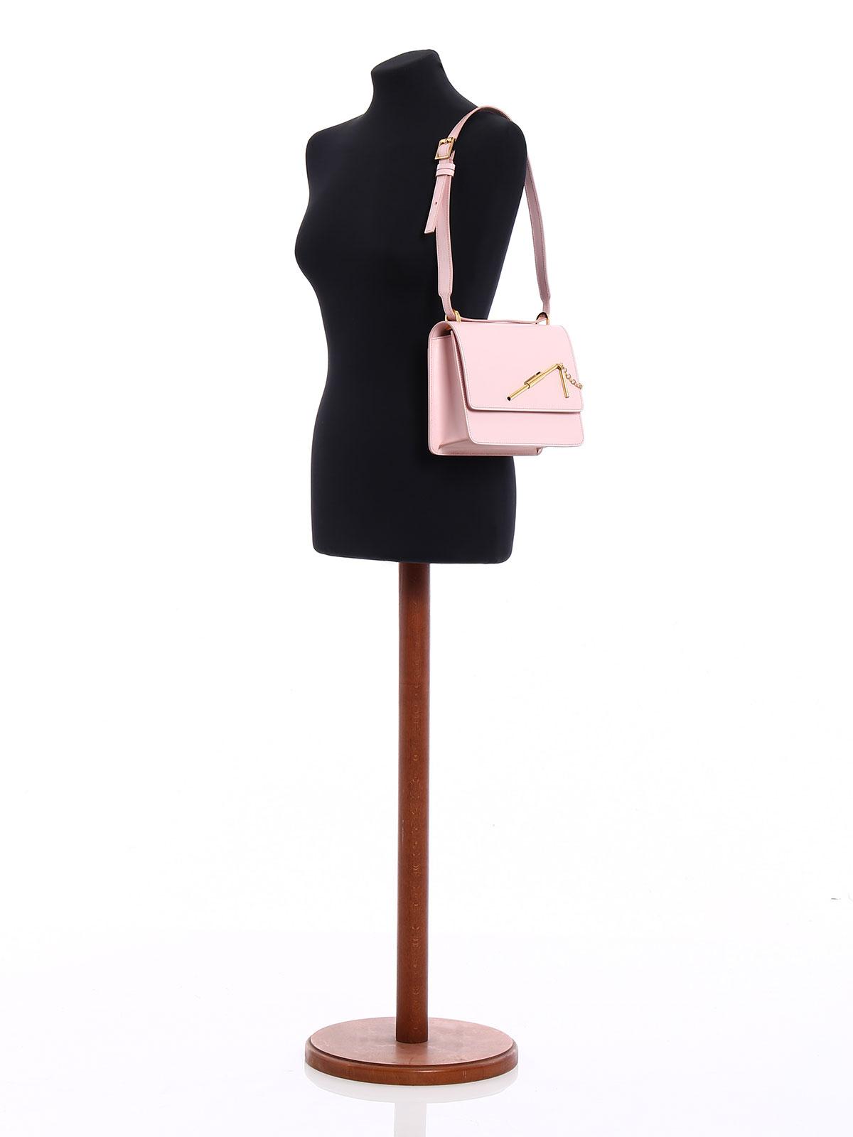 iKRIX Sophie Hulme  Medium Straw leather bag · Sophie Hulme  shoulder bags  ... a5a26c221a9c0