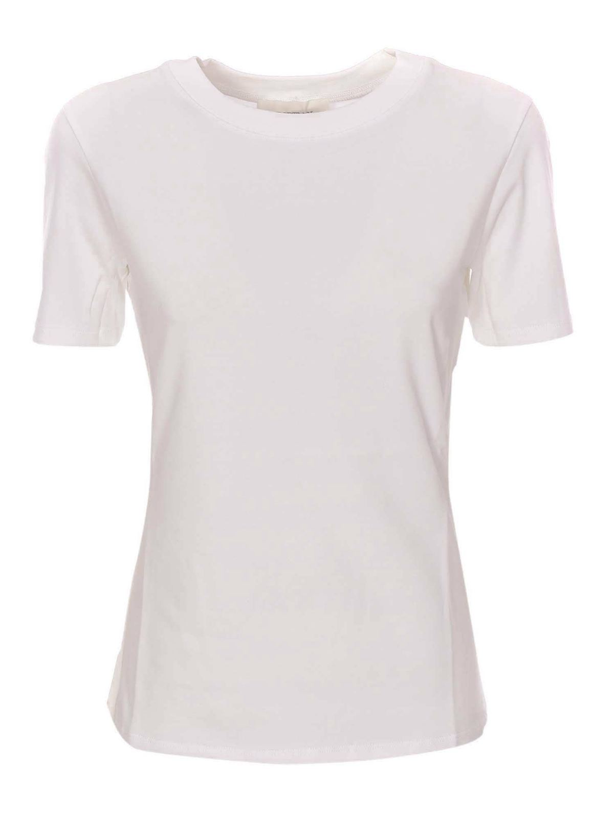 Sportmax ABACO T-SHIRT IN WHITE