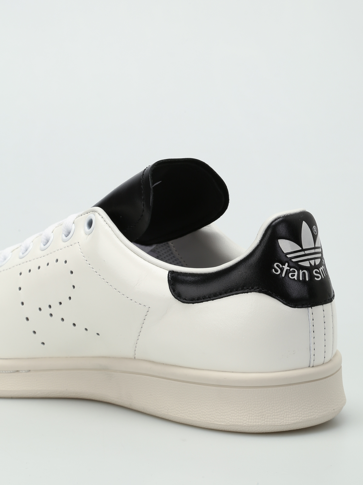 online store a1910 62219 Stan Smith leather sneakers shop online  RAF SIMONS ADIDAS