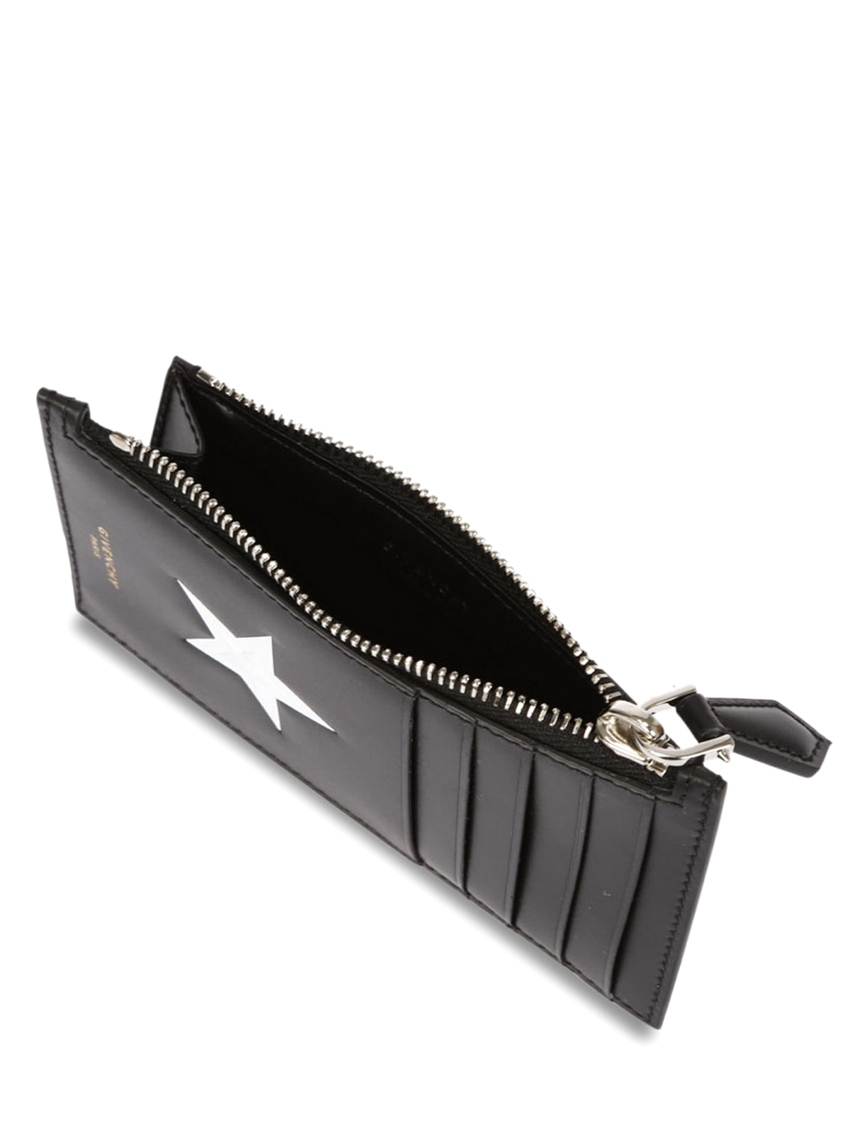 acaa3fa1624d Star print card holder shop online: GIVENCHY. GIVENCHY: wallets & purses ...