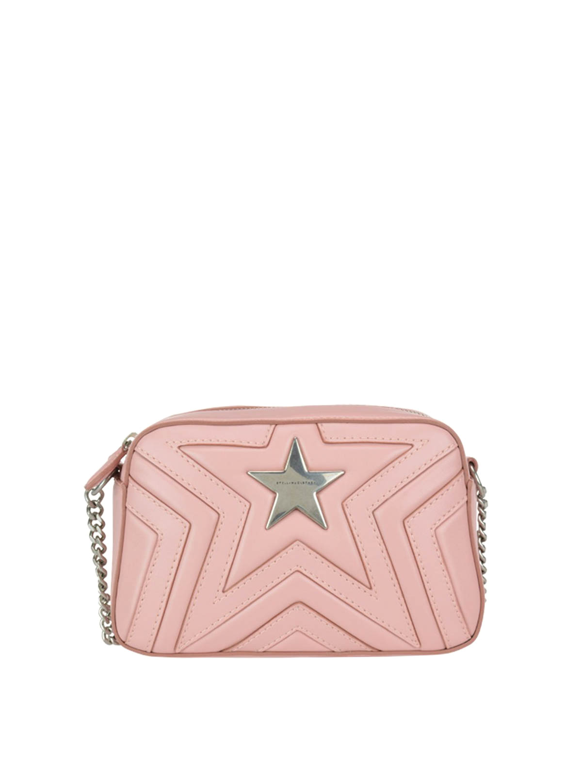 4374ff6a321e Stella Mccartney - Stella Star Mini quilted bag - cross body bags ...