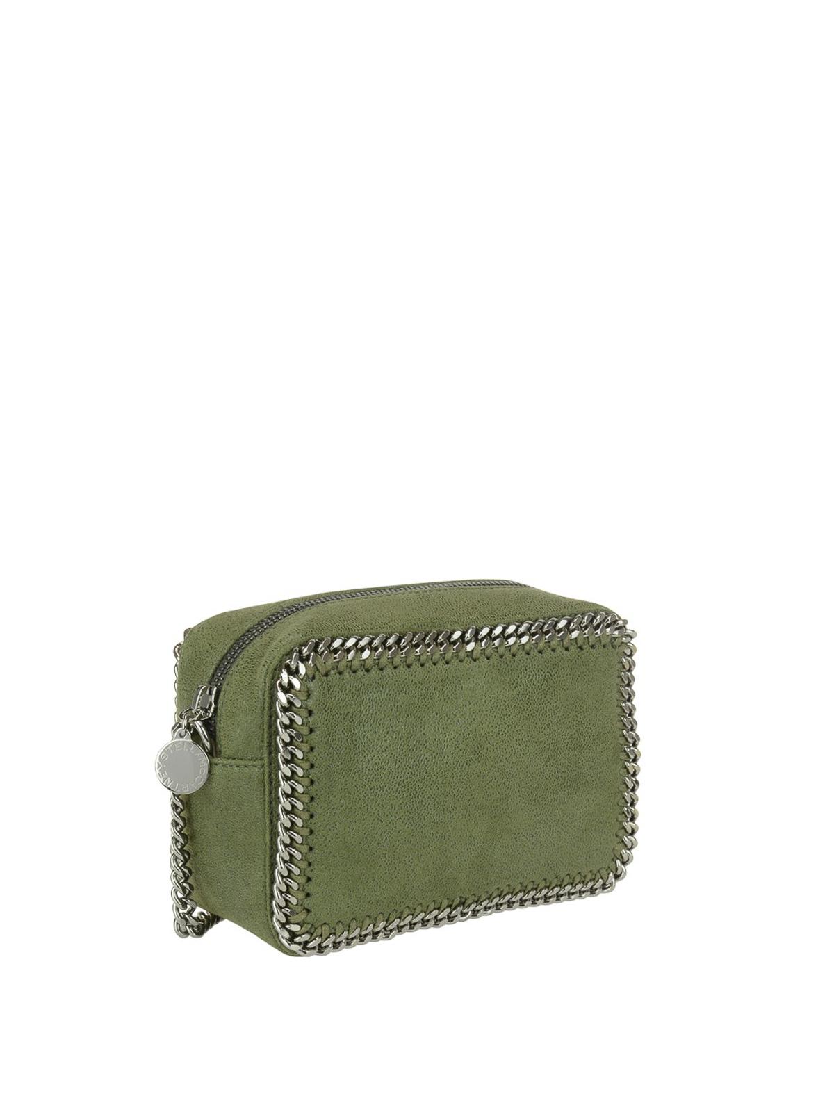 2e83c7d5aa STELLA McCARTNEY  cross body bags online - Falabella olive green crossbody  bag