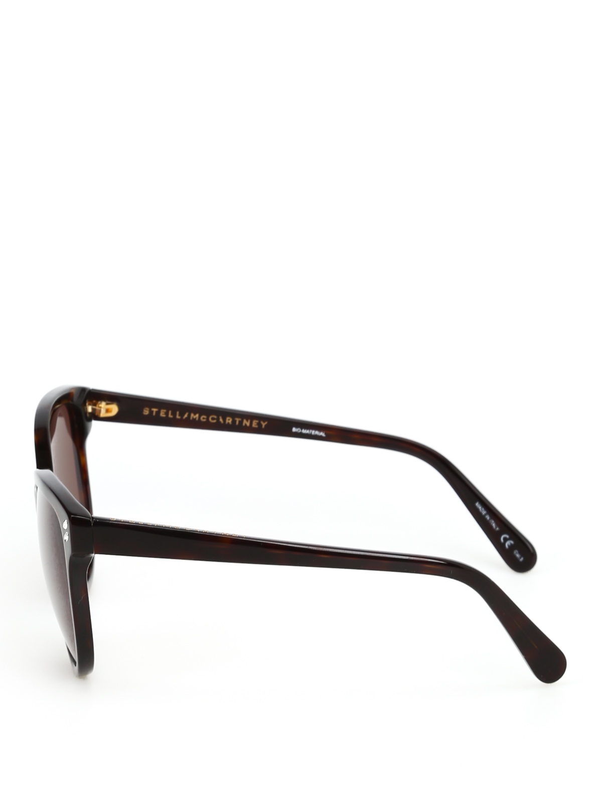 c59fdadc2584 STELLA McCARTNEY  sunglasses online - Crystal embellished havana sunglasses