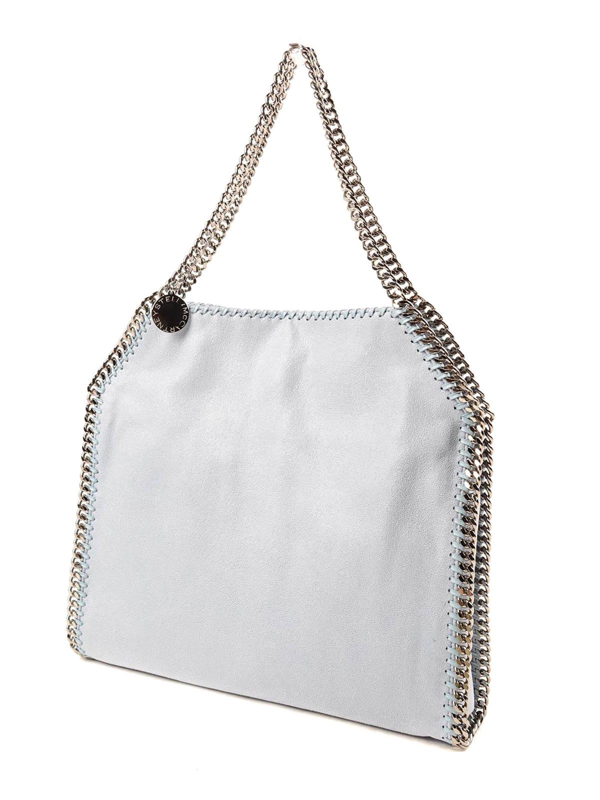 6de94e63a4 STELLA McCARTNEY  totes bags online - Falabella Chamois small tote