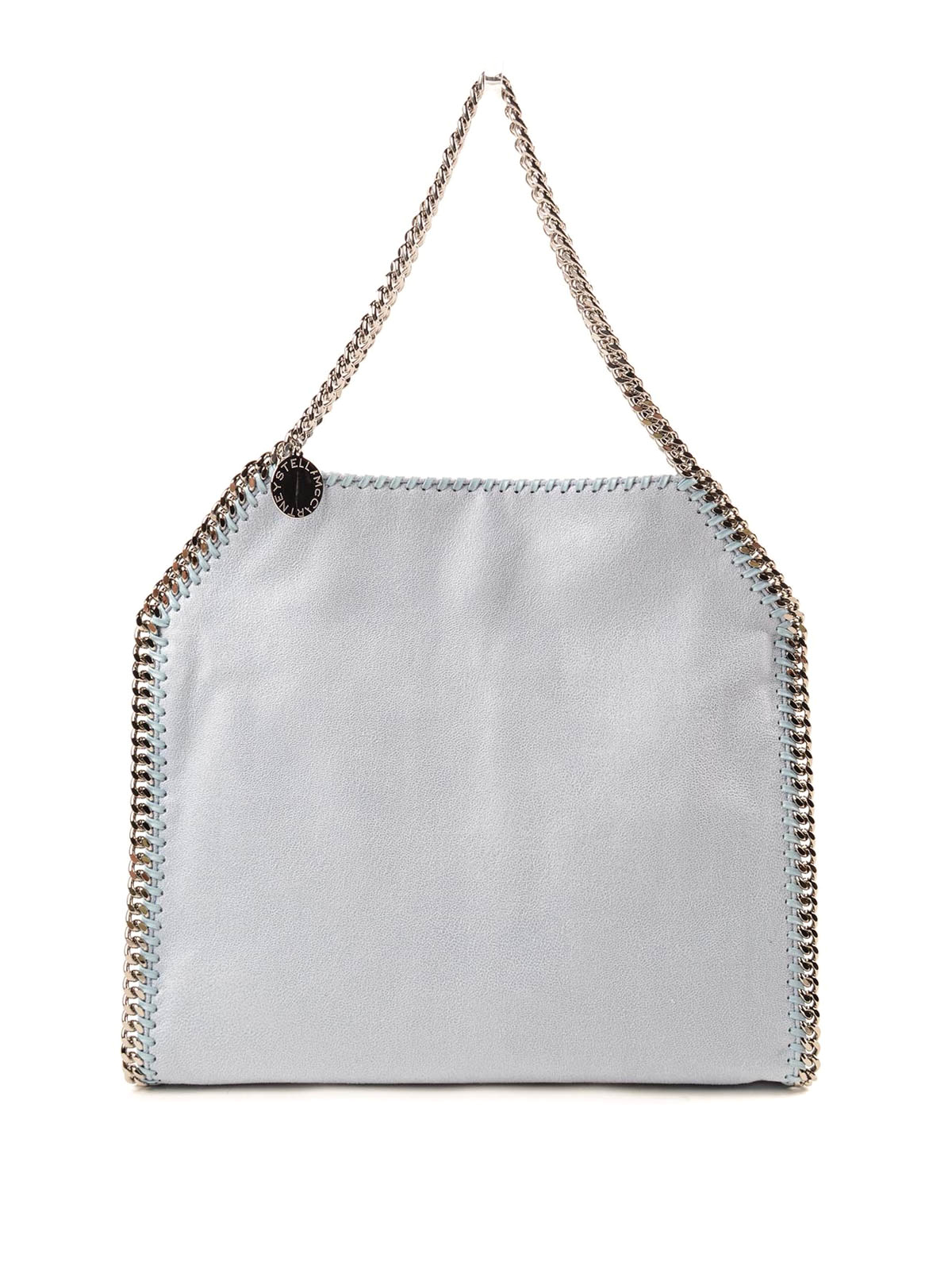 554870b3cd Stella Mccartney - Falabella Chamois small tote - totes bags ...
