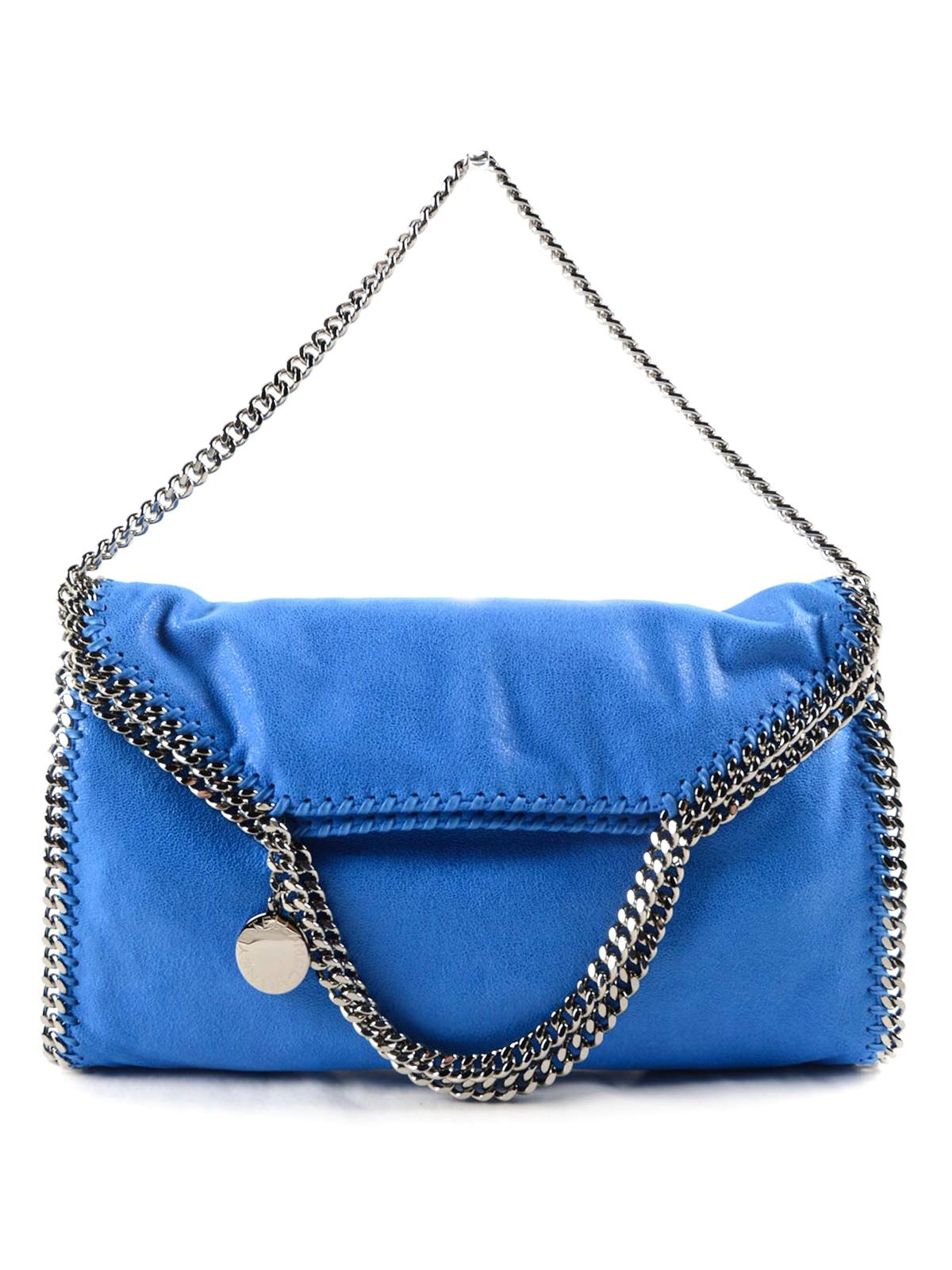 Stella Mccartney - Falabella three chain tote - totes bags - 234387 ... 5b976e89184d8