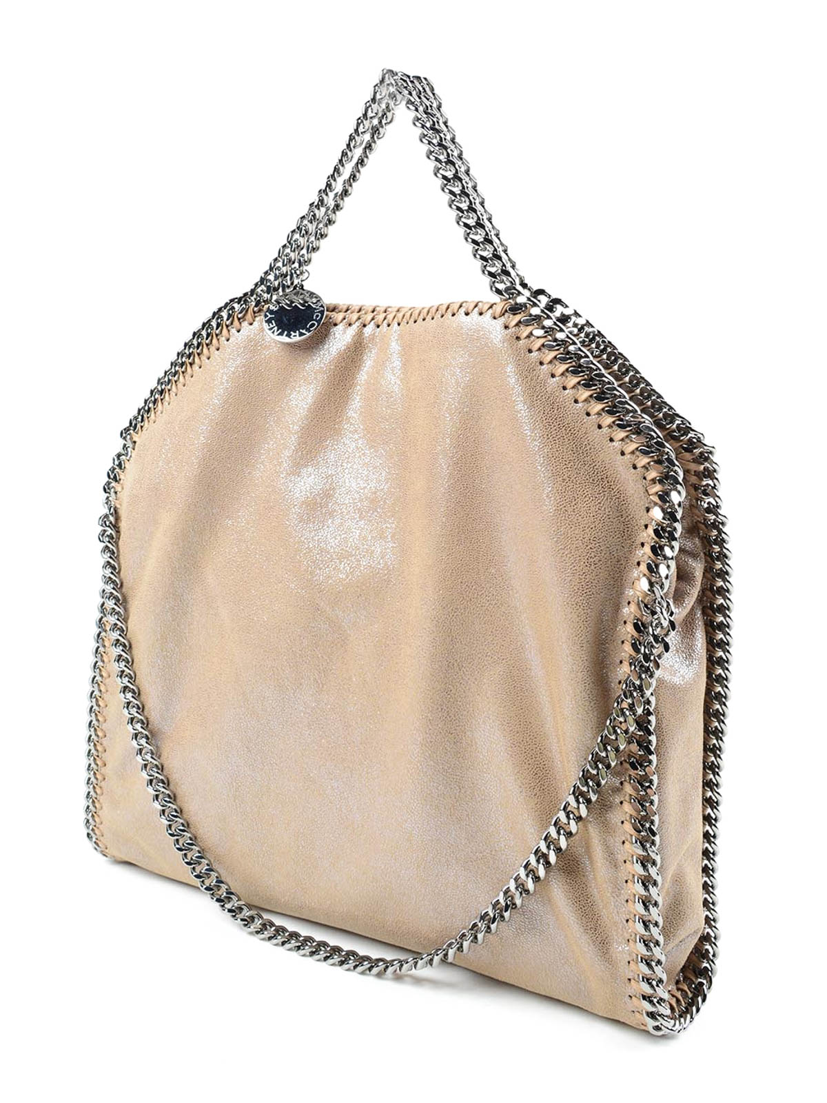 falabella fold over bag by stella mccartney totes bags shop online at. Black Bedroom Furniture Sets. Home Design Ideas