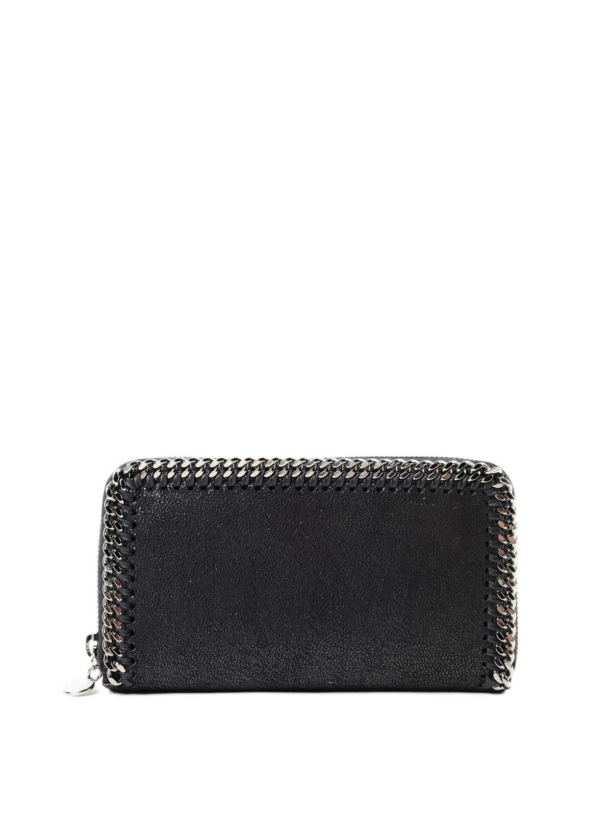 Zipped wallet with chain Stella McCartney WUF6isT