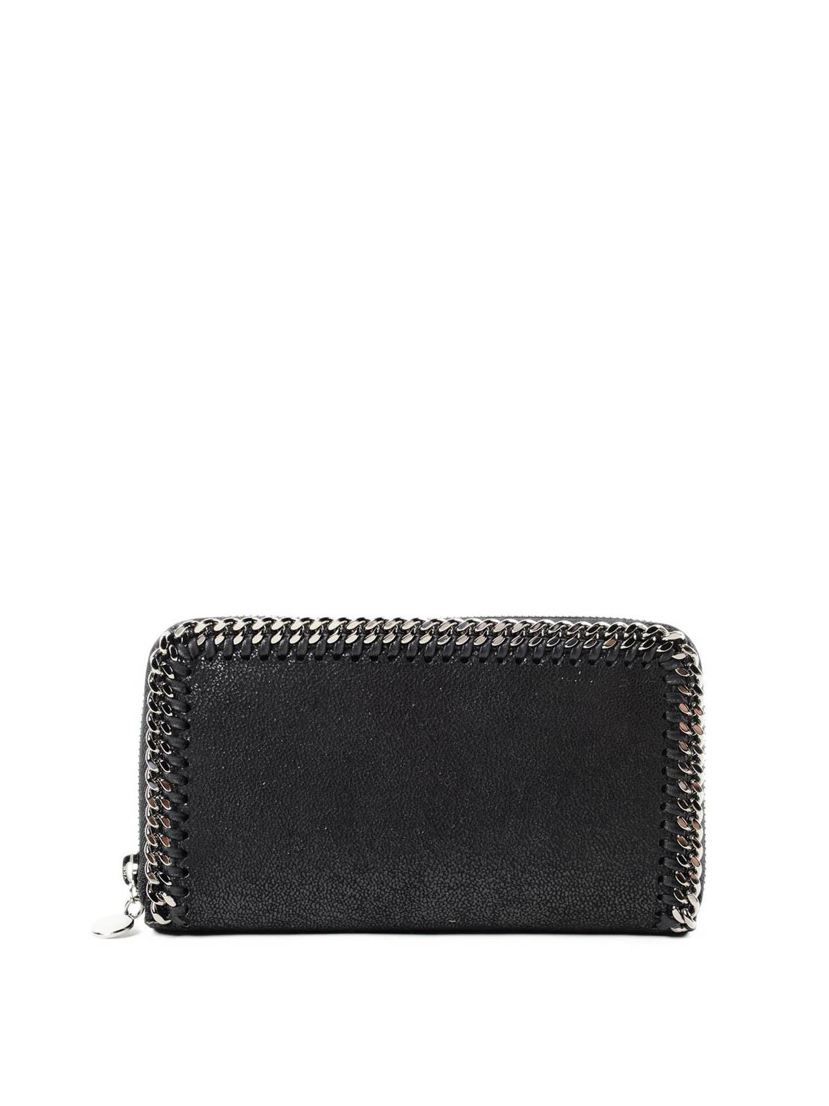Stella McCartney Falabella zip-around wallet KJzj9cAo