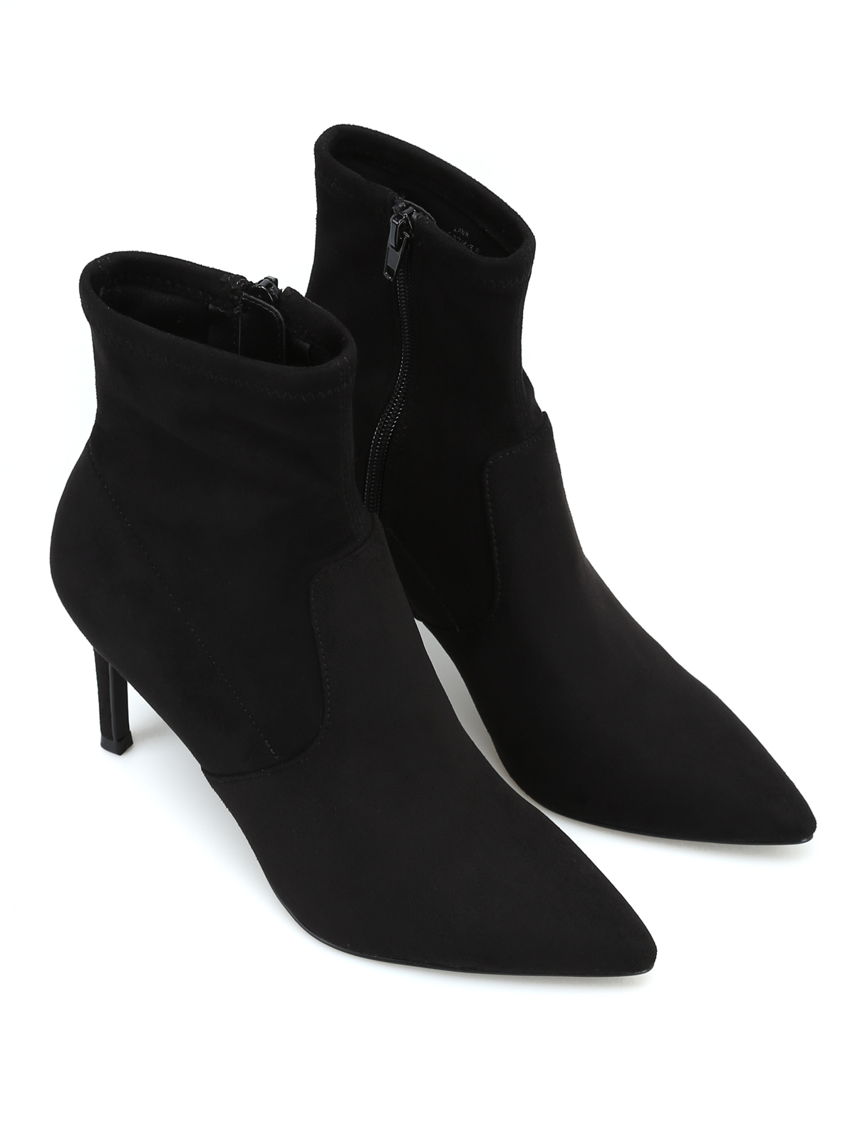 372080328ac Steve Madden - Lava stretch microfibre ankle boots - ankle boots ...