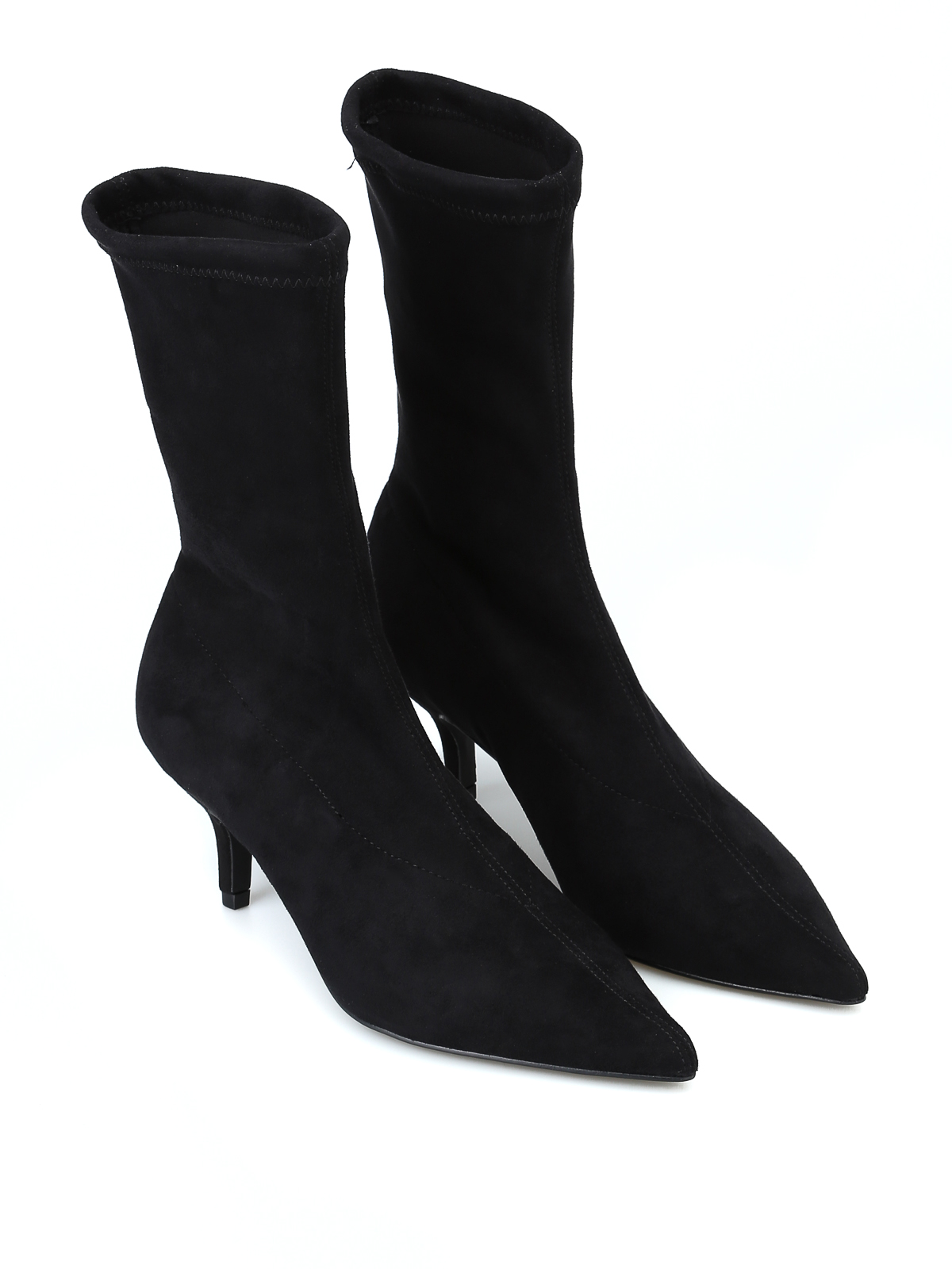 995306c44e2 Steve Madden - Ramone faux suede ankle boots - ankle boots - RAMONEBLACK