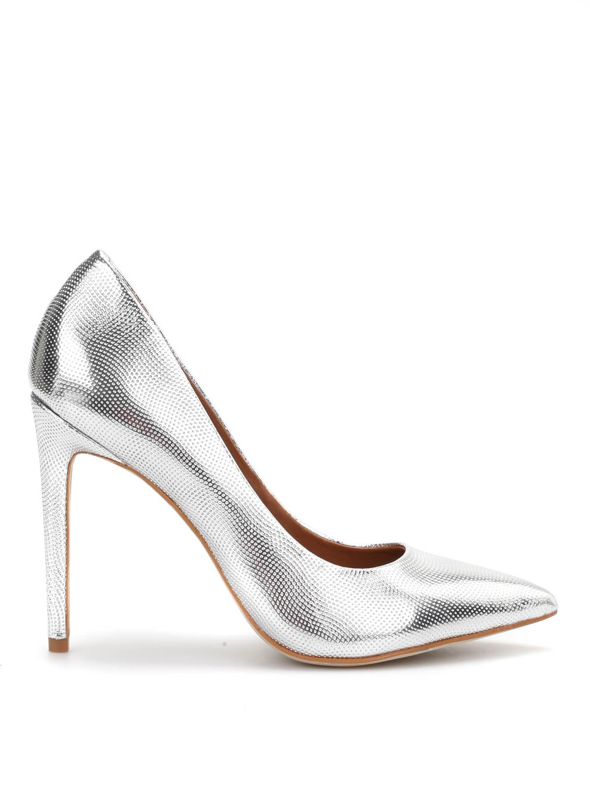 Steve Madden - Décolleté Proto - scarpe décolleté - PROTOSILVER 0caefa0ddf9