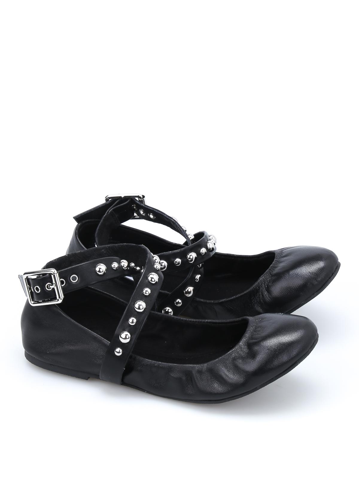 codice promozionale 305b1 51736 Steve Madden - Mollie flats - flat shoes - MOLLIELEATHER ...