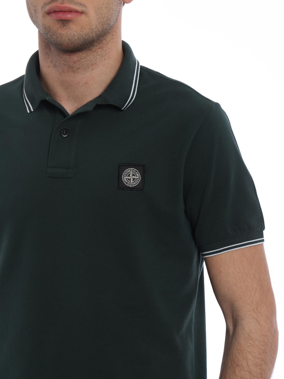stone island polo shirt sale