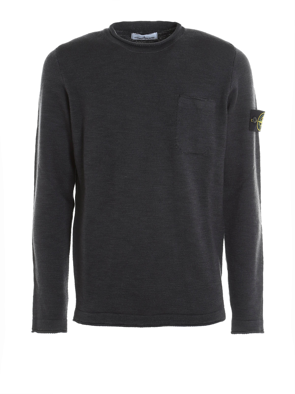 stone island roll neck pullover crew necks 6515533d7 v0065. Black Bedroom Furniture Sets. Home Design Ideas