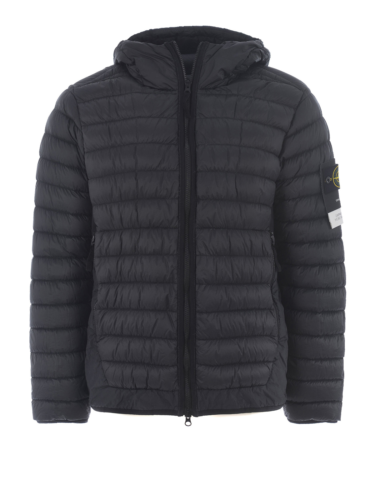 ellesse Filardi padded overhead jacket in black. $ Produkt puffer jacket. $ Lacoste padded hooded color block puffer jacket in black. $ Pull&Bear quilted jacket with hood in blue. $ River Island puffer jacket in bright yellow. $ Criminal Damage puffer jacket in black .