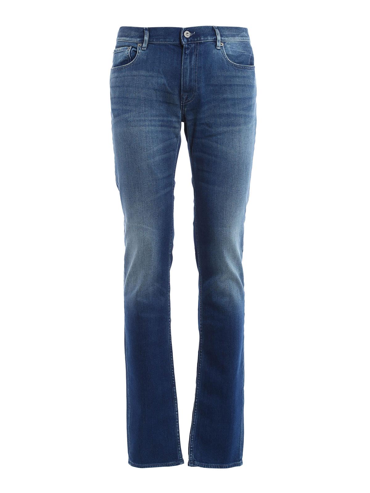 Skinny Distressed Jeans By Stone Island Skinny Jeans Ikrix