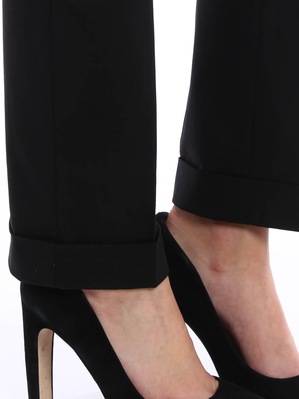 Awesome The Stretchfit Of These Cigarette Pants From Stanzino Will Make Them
