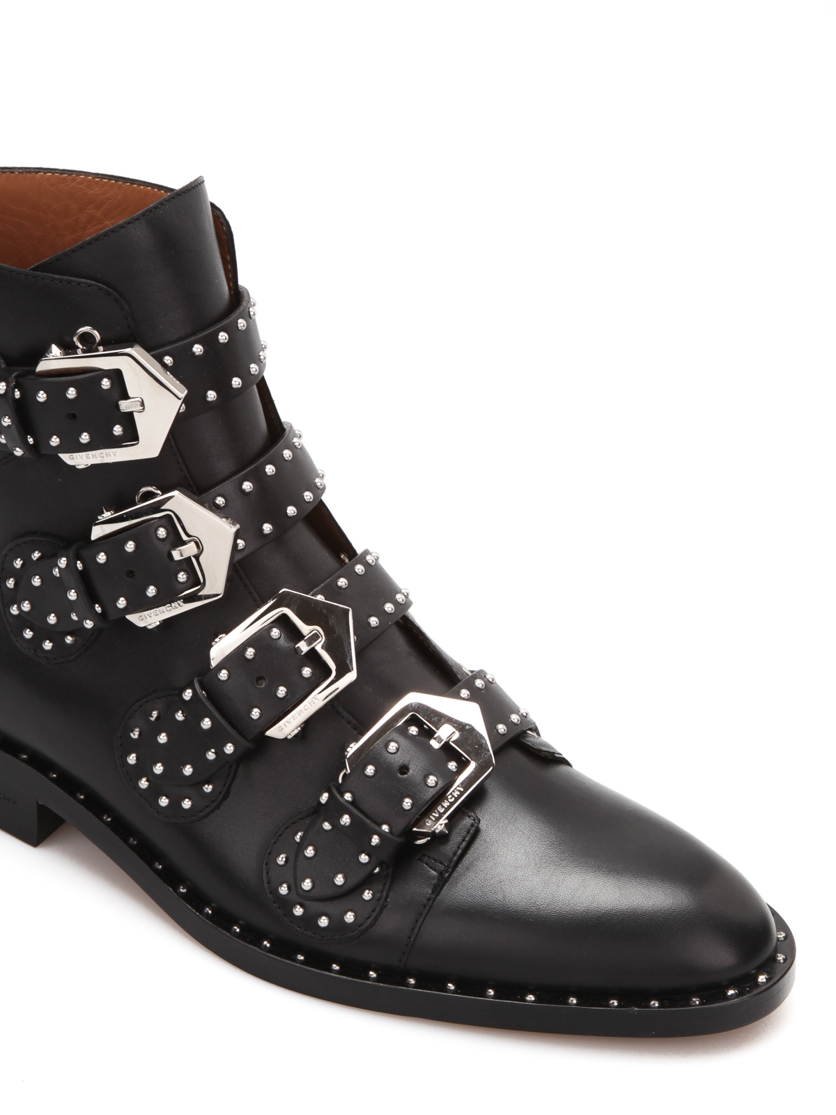 Givenchy Studded Ankle Boots Ankle Boots