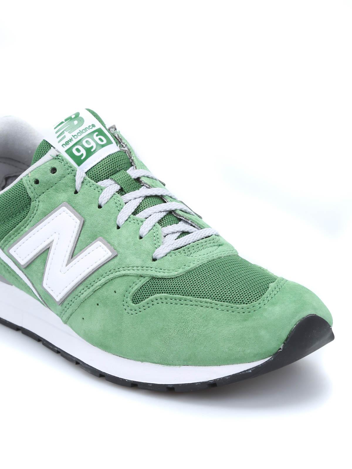 996 new balance verde