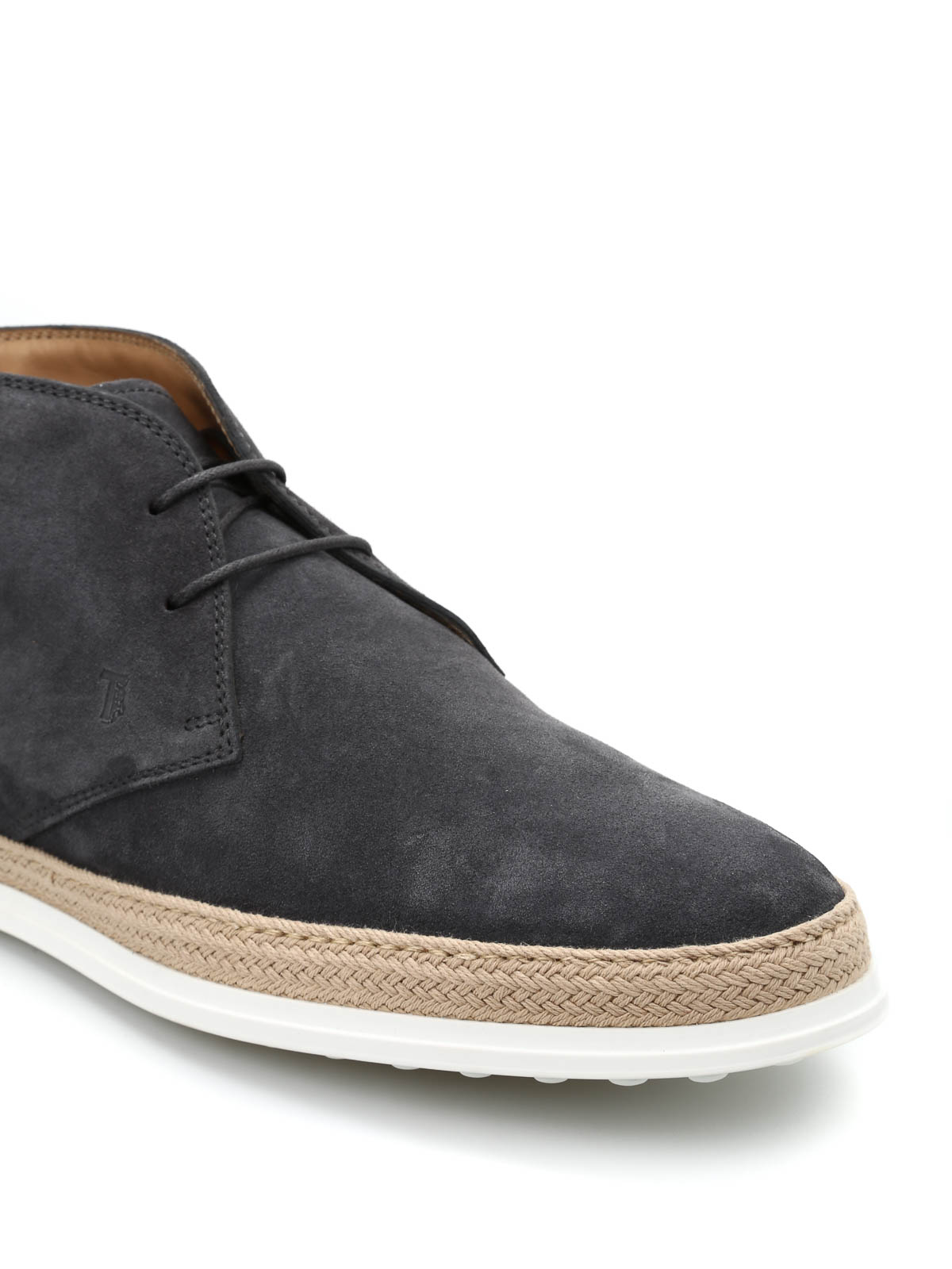 suede lace up ankle boots by tod s ankle boots ikrix