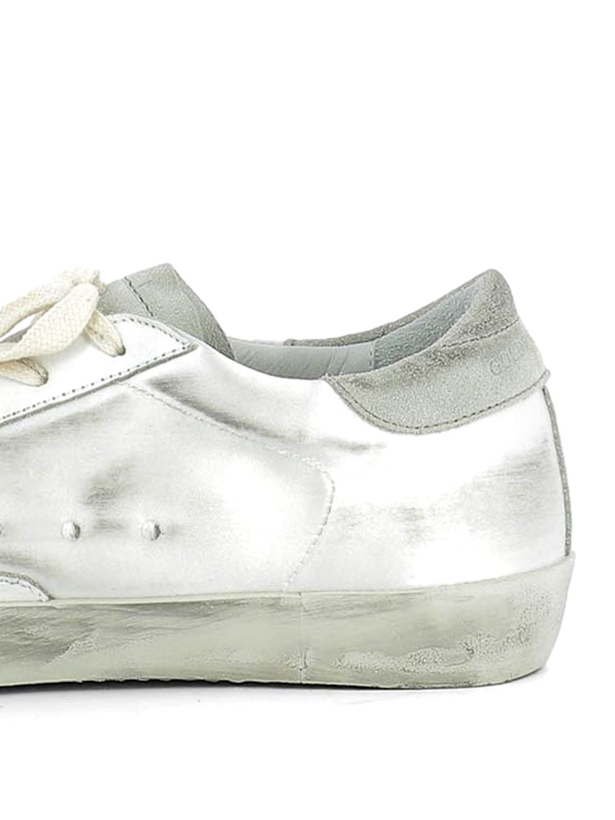Golden Goose Sneaker Superstar effetto sporco sneakers