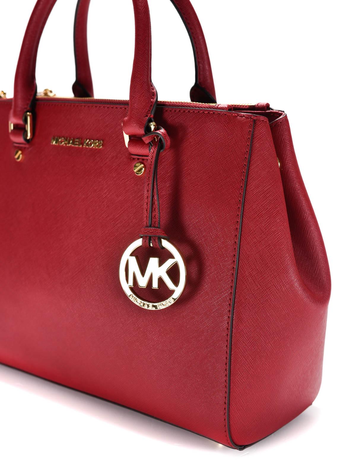 a730b3c86ec4 Sutton Saffiano leather large tote shop online: MICHAEL KORS · MICHAEL KORS:  totes bags ...