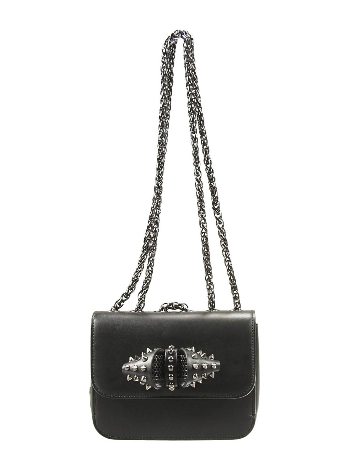 e3d948dd3c5 Christian Louboutin - Sweet Charity bag - shoulder bags - 1165031B078