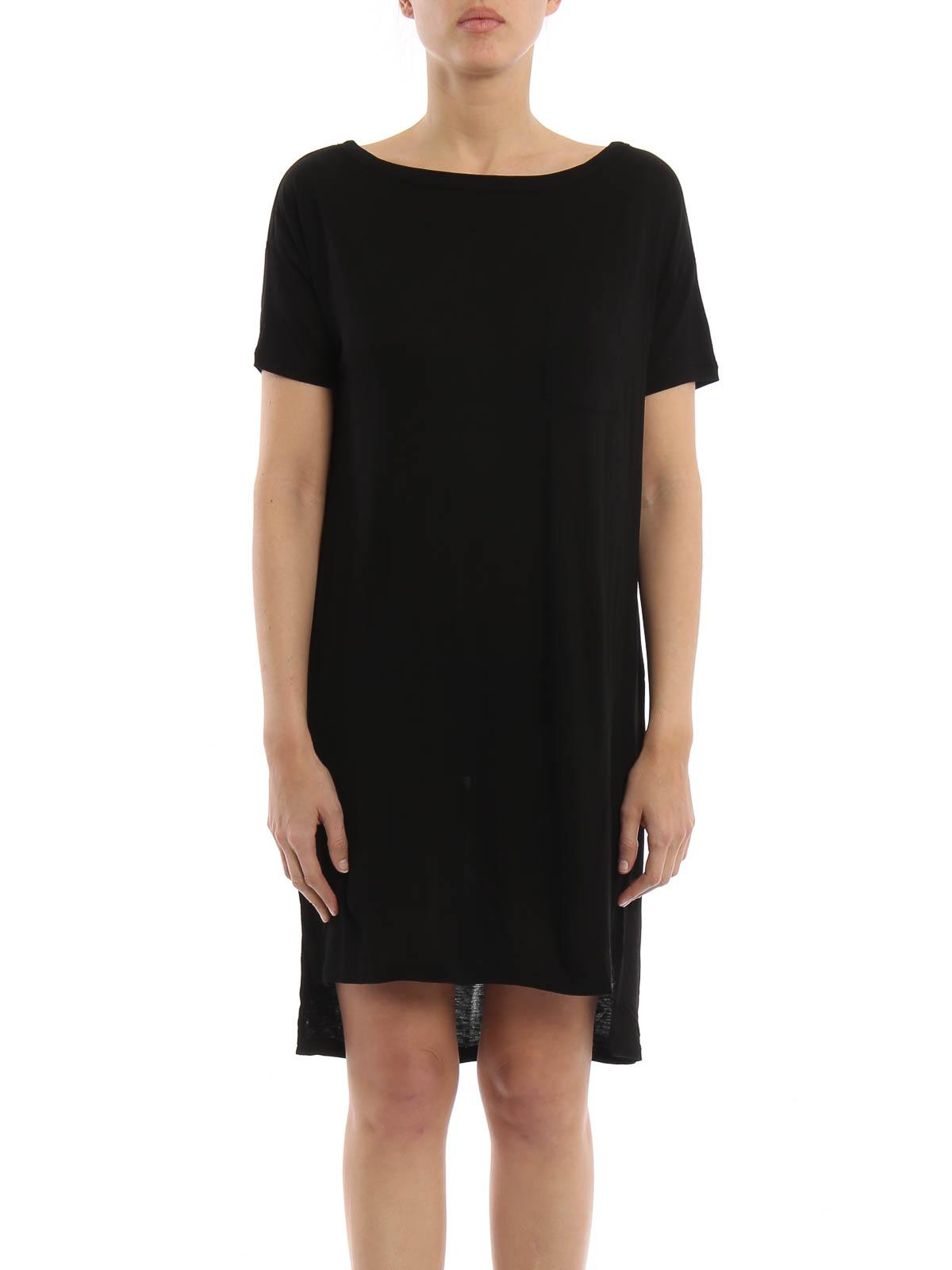 lightweight jersey t shirt dress by t by alexander wang short dresses ikrix. Black Bedroom Furniture Sets. Home Design Ideas