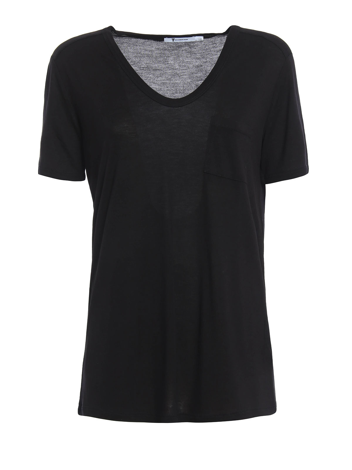 Classic t shirt by t by alexander wang t shirts ikrix for Alexander wang t shirts