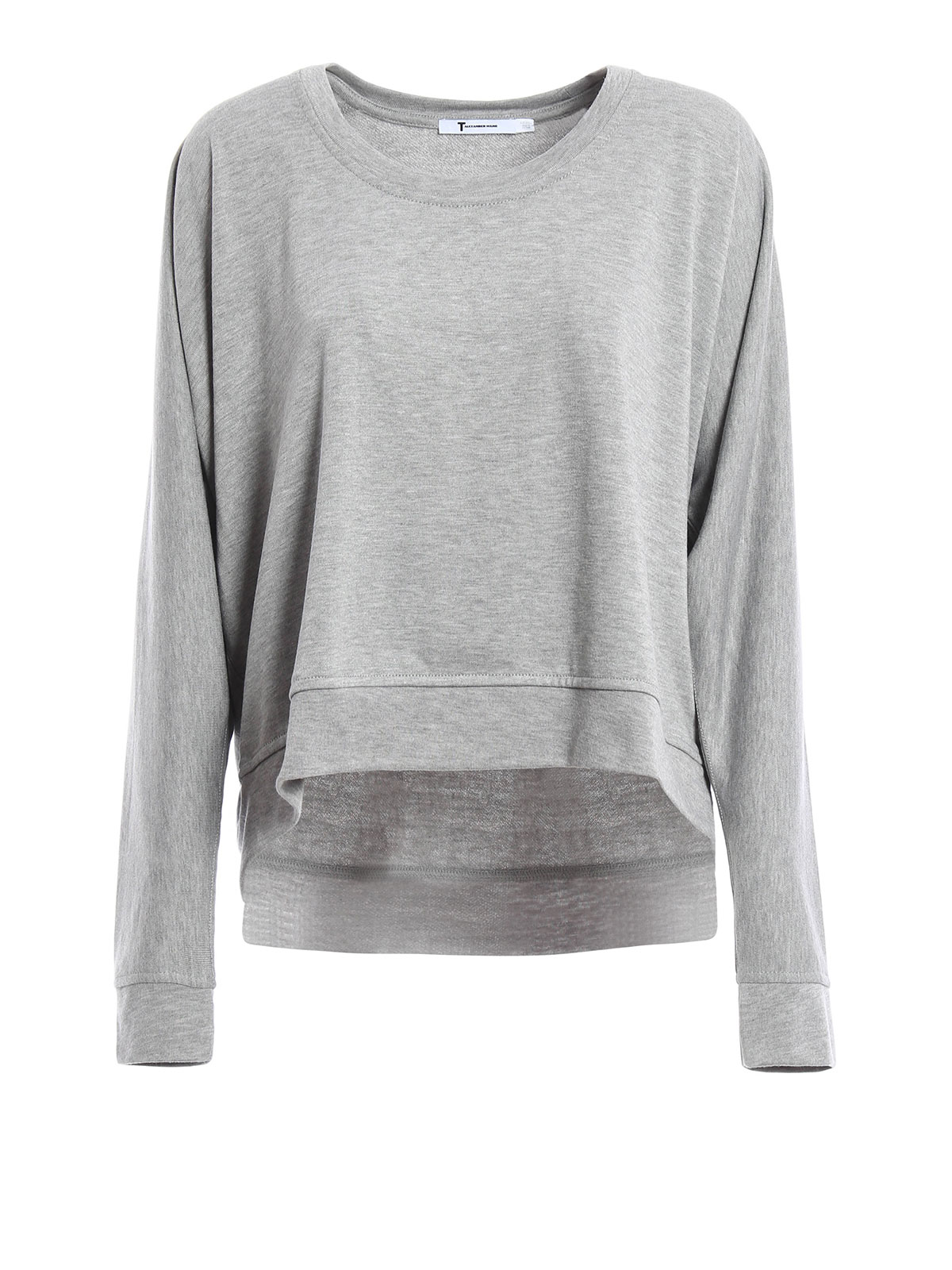 Dolman sleeve t shirt by t by alexander wang t shirts for Alexander wang t shirts