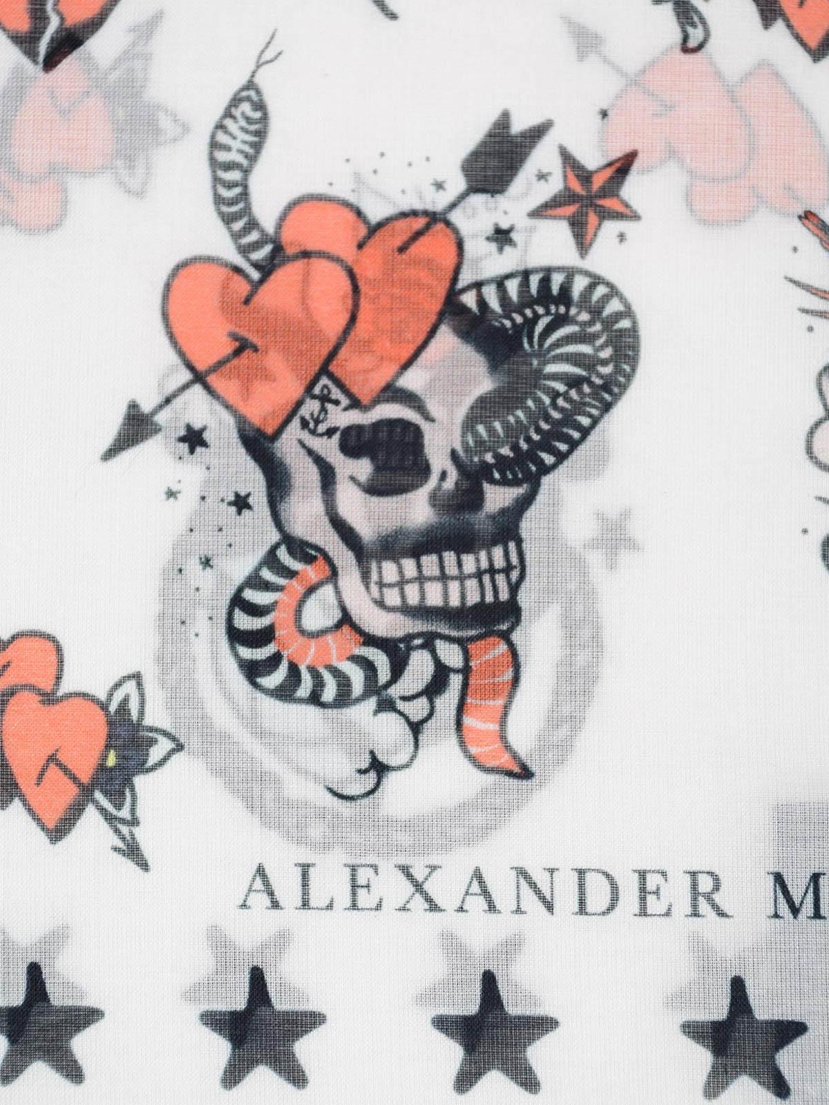 alexander mcqueen scarf outlet cabazon