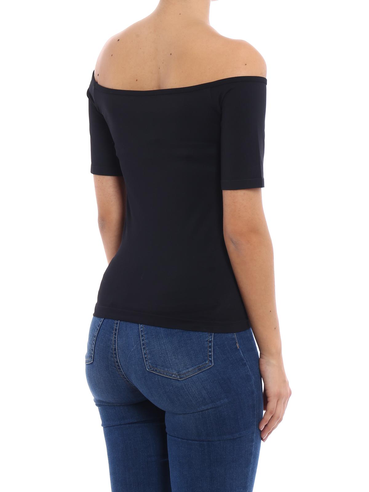 polo ralph lauren t shirt in jersey tecnico t shirt. Black Bedroom Furniture Sets. Home Design Ideas