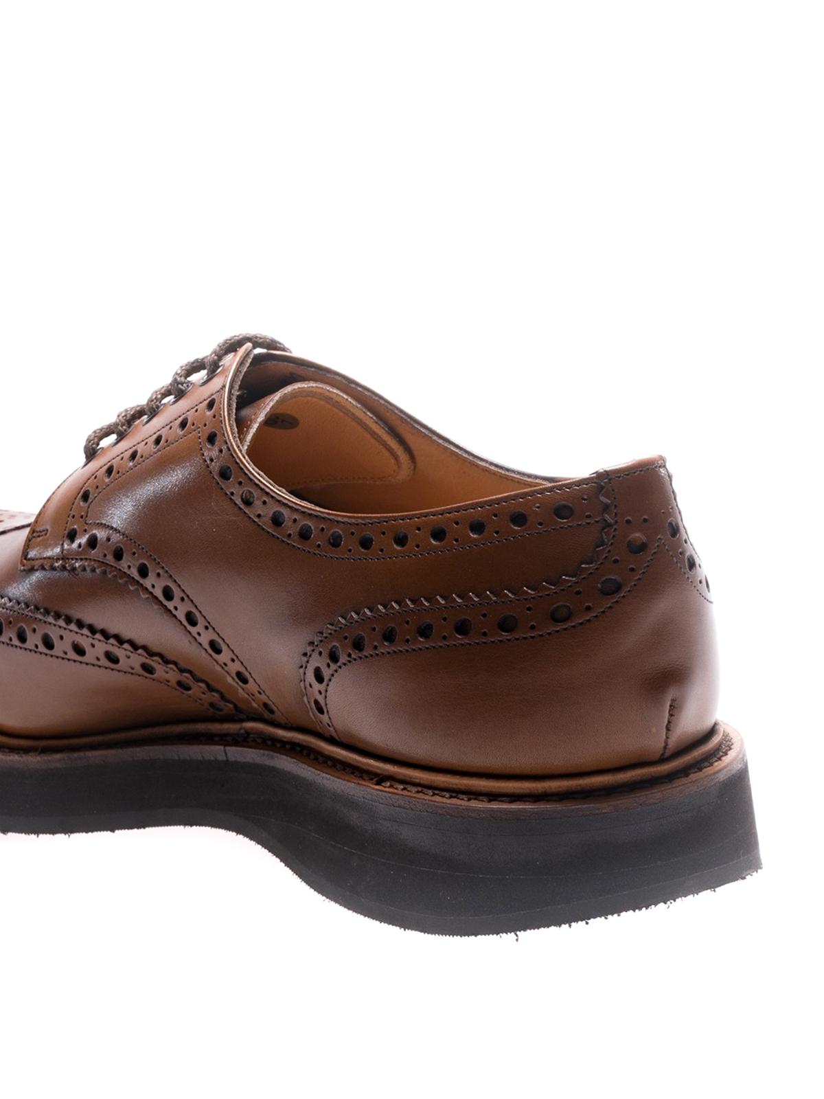 Tewin derby shoes Churchs Ax8f1qytW