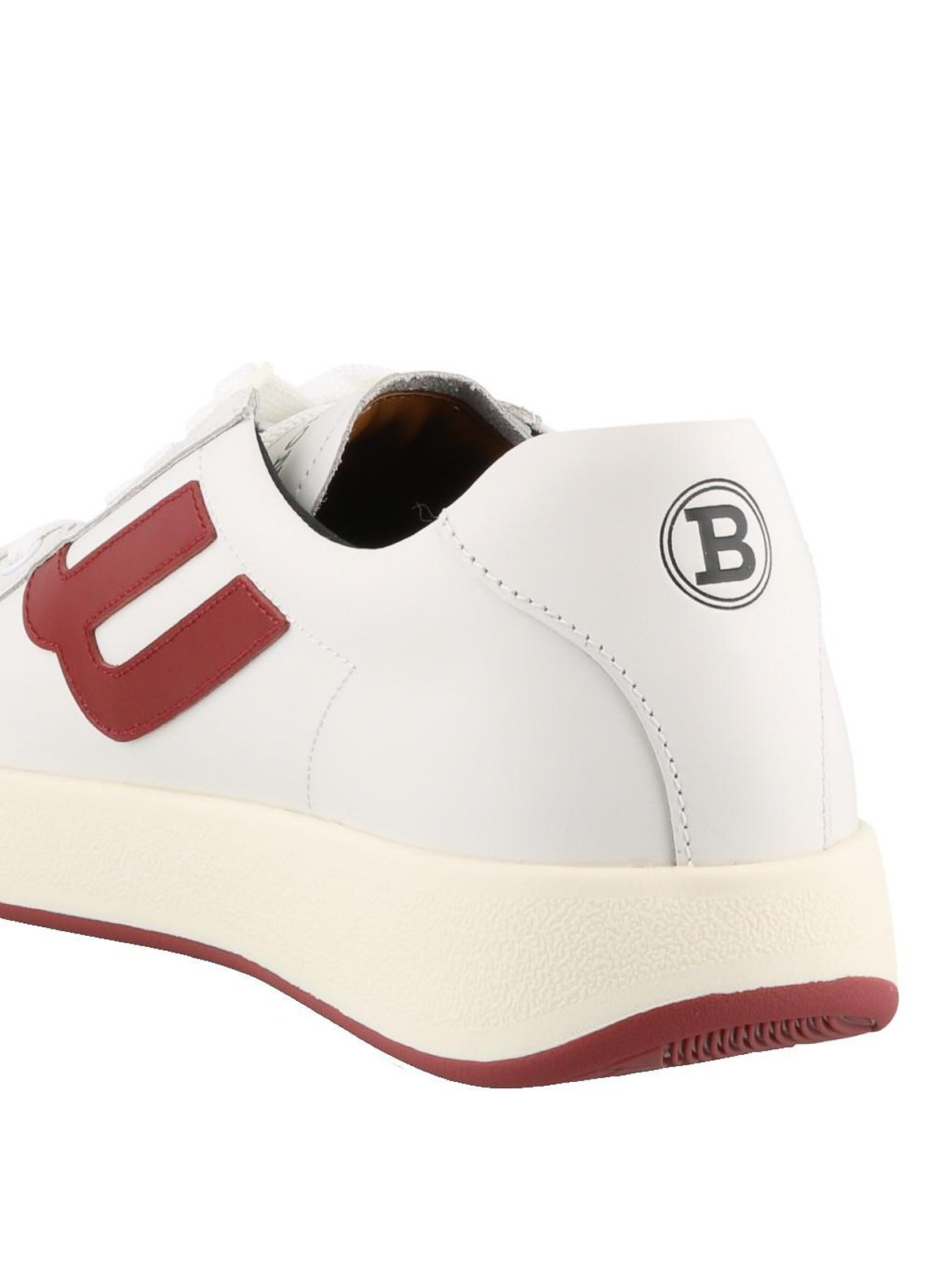 The New Competition leather sneakers
