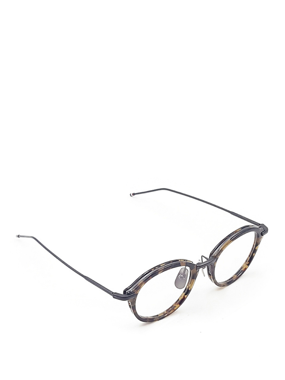 621b442471dd Thom Browne - Tortoiseshell optical glasses - glasses - TB-011-B-T ...
