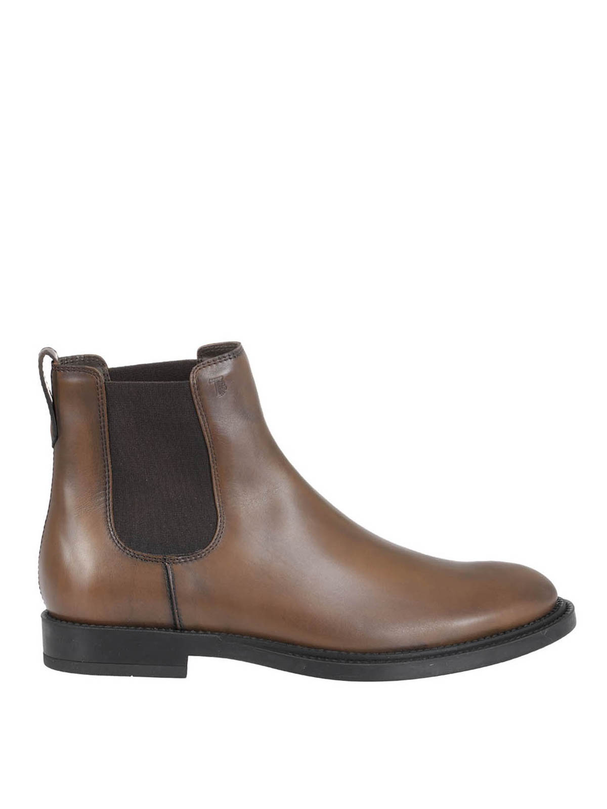 Tod's LEATHER BEATLES BOOTS