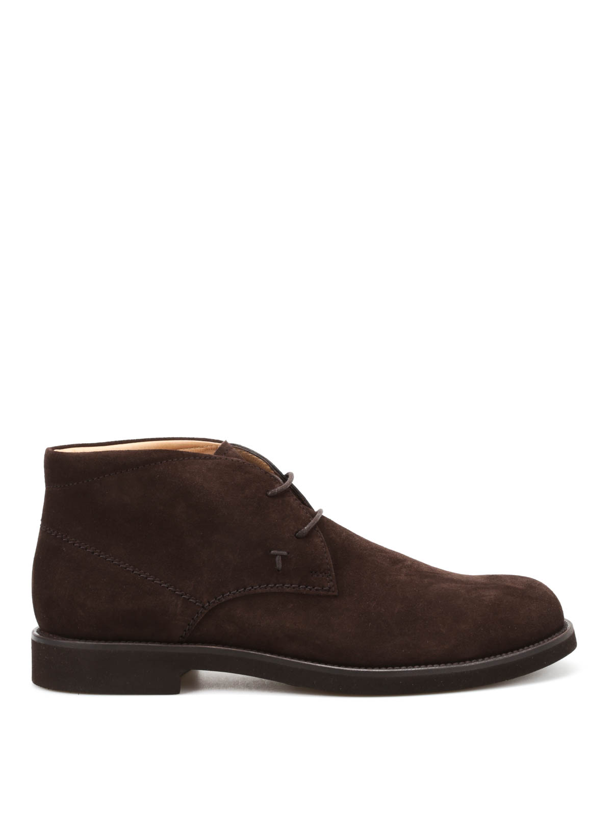suede desert boots by tod s ankle boots ikrix