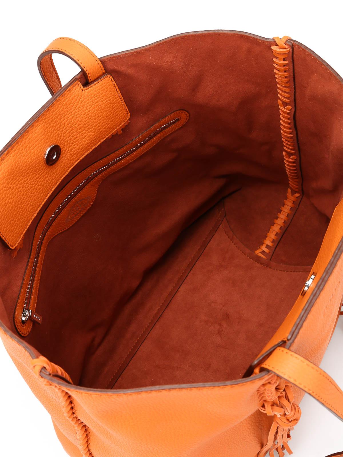 8b6359725b Tod'S - Gipsy medium fringed tote - totes bags - XBWAMWA0300RIAG805