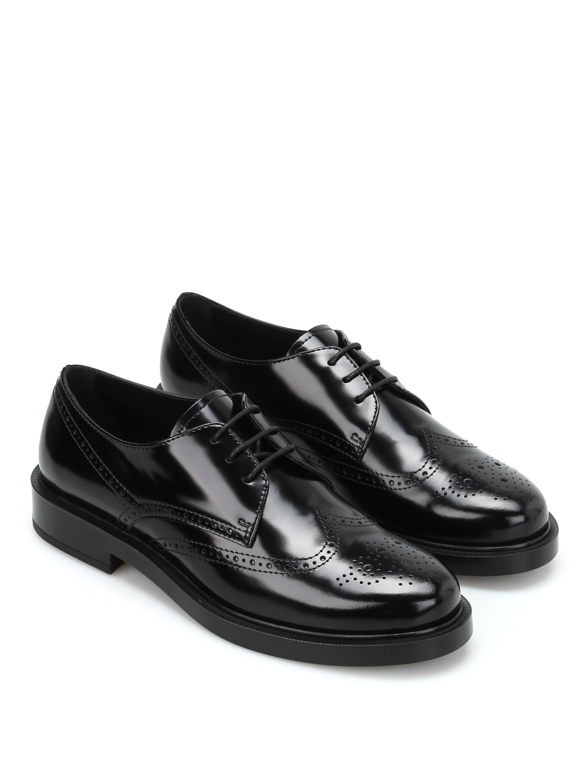 Tods Chaussures Derby Classique O1Tf4btGNE