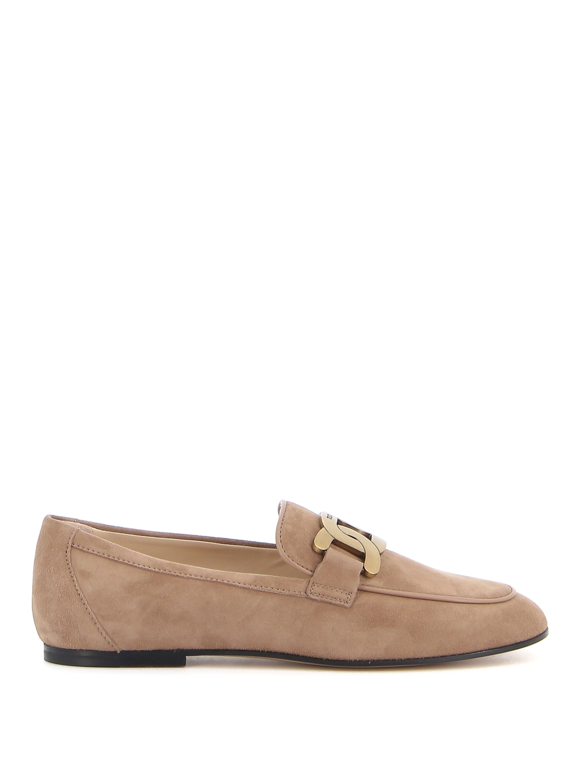 Tod's Suedes KATE SUEDE LOAFERS