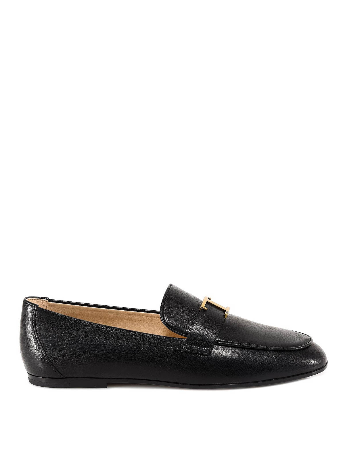 Tod's T TIMELESS LEATHER LOAFERS