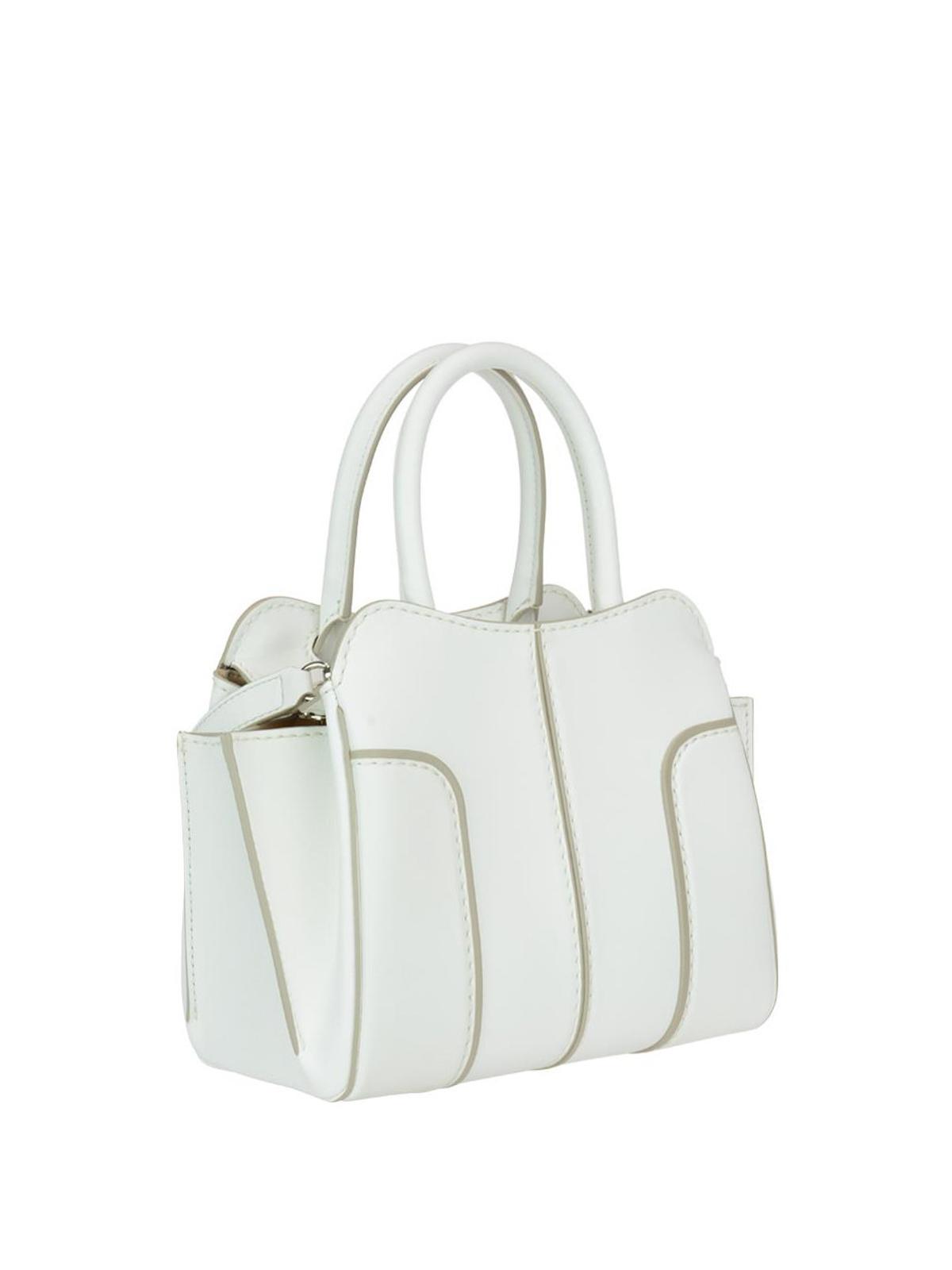 c33b5eb643 Sella top zip leather mini bag shop online: TOD. TOD. TOD. TOD