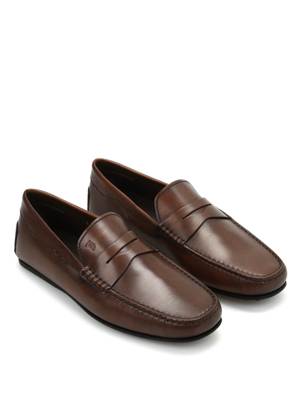 7fcdc1bcdef City Gommino leather loafers shop online  TOD · TOD · TOD · TOD