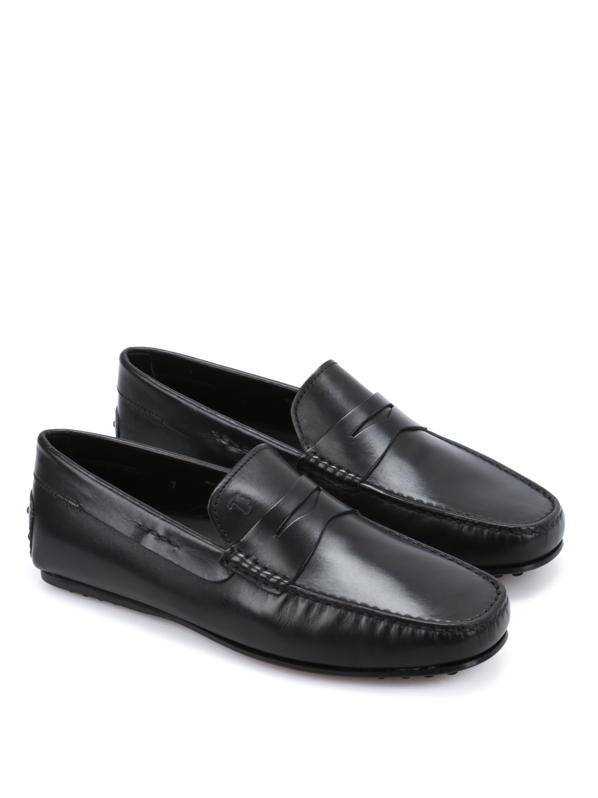 Gommino City loafers - Brown Tod's qVs0z